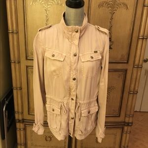 Max Jeans Blush Anorak, size M